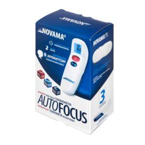 Termometr bezdotykowy novama autofocus