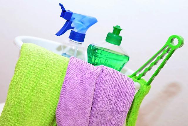 Środki czystości do roweru