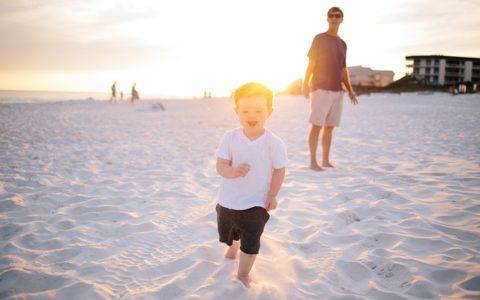 Mineralne filtry przeciwsłoneczne dla dzieci